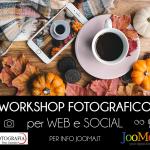 Info WAC 27/b-2017: CORSO DI FOTOGRAFIA PER WEB 15 E 16 DICEMBRE