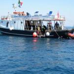 Info WAC 13-2018: Fullday Tremiti su barca Squalo