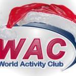 Info WAC 25-2017: cena per auguri di Natale 16 dicembre; consegna brevetti; prossimi viaggi.