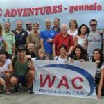 Info WAC 02-2016: Rientro dalle Filippine e Sudafrica su RAI 3