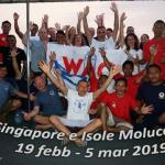 Info WAC 07-2018: Rientro dalle Molucche
